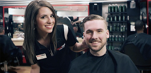 Sport Clips Haircuts of Hazel Dell Vancouver​ stylist hair cut